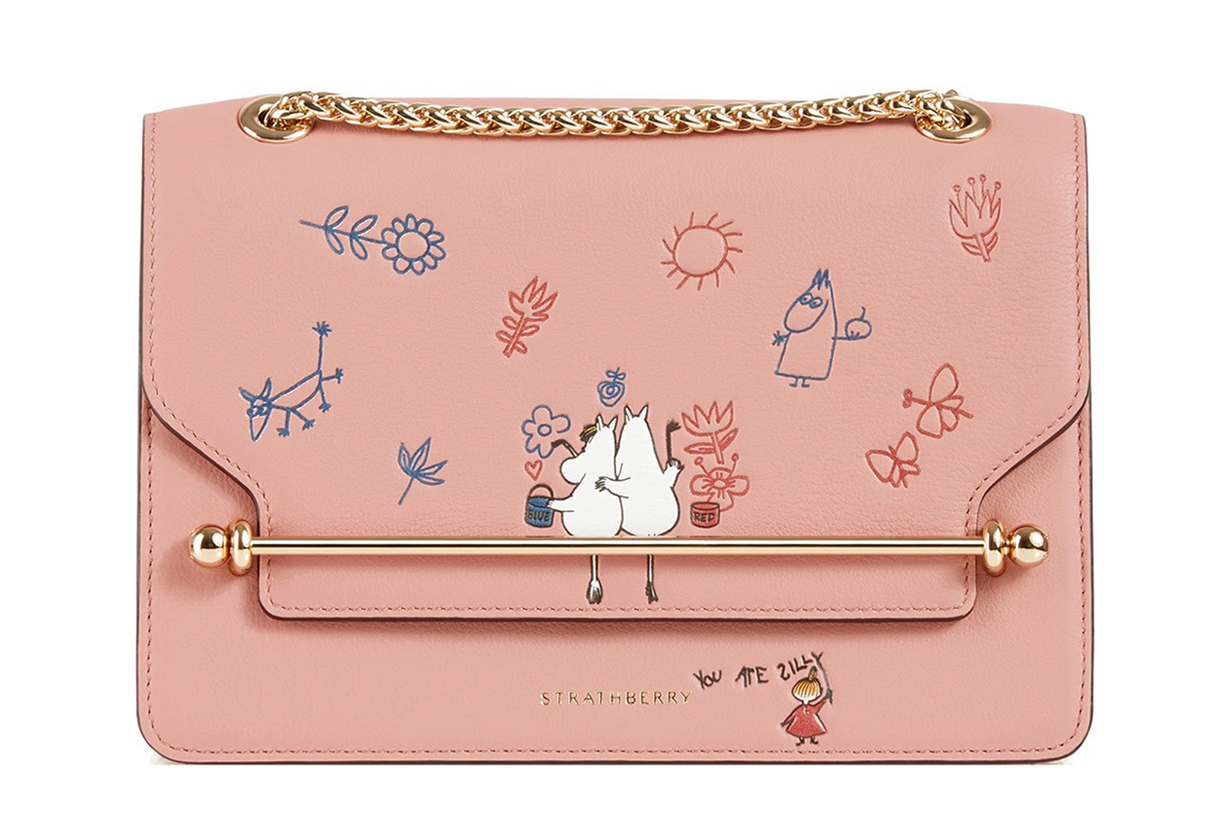 Strathberry X Moomin Characters Collection