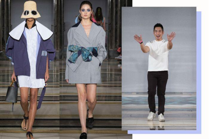 台灣設計師躍上倫敦時裝週!將環保融入設計連外媒都驚艷!