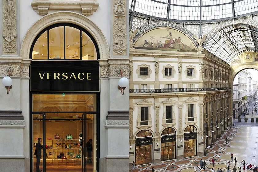versace to be sold to Michael kors for 2bn sources