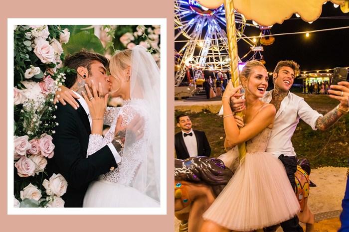 時尚圈自走砲?Chiara Ferragni 的夢幻婚禮竟然被批評:「Cheap」