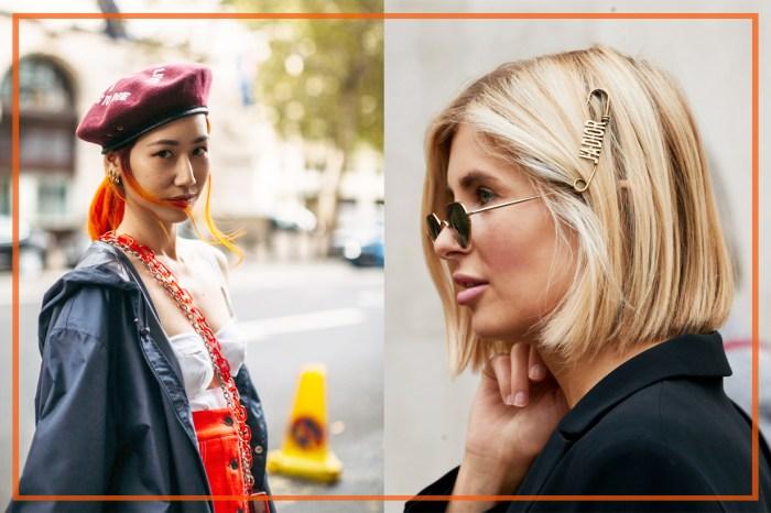 #LFW:有沒有想過胸針也可以當頭飾?看看一眾潮流達人如何示範吧!