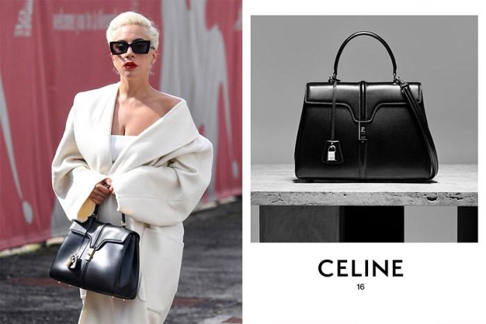 CELINE 新時代展開:Hedi Slimane 首個手袋正式曝光,由這兩大女星率先拎上街頭!