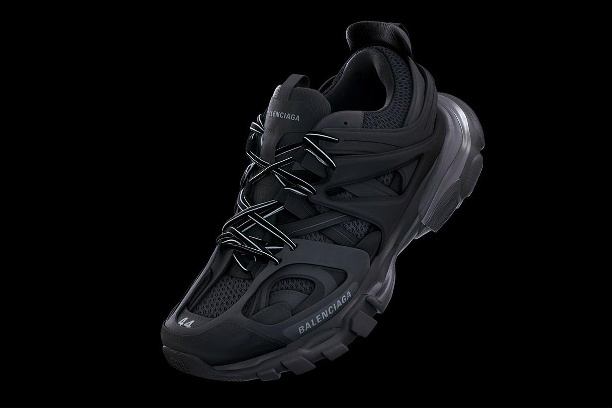 Balenciaga Track sneakers 2018