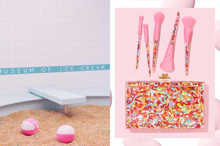 荷包請小心:冰淇淋博物館與 Sephora 聯名首彈曝光,讓美妝控瘋狂的就是它!
