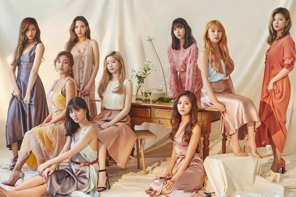JYP Entertainment announced Twice members can start dating in the next month!