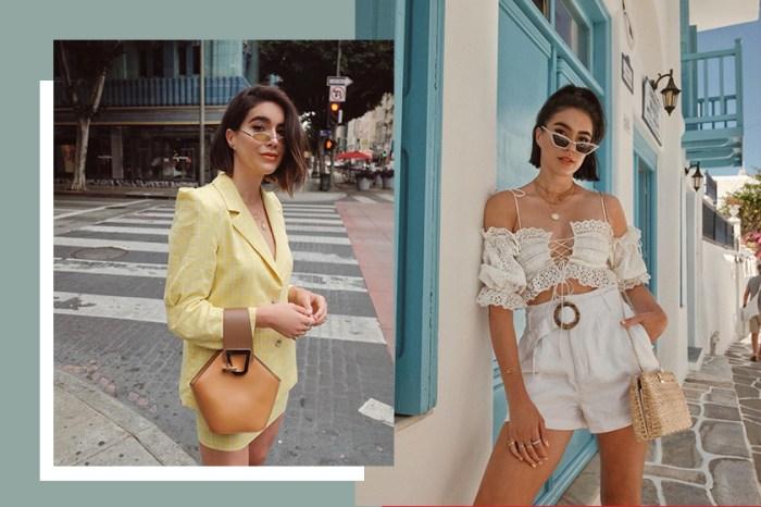 衣服不用多!看這位粉絲百萬的加州博主,如何用「同款單品」重複搭出超時髦穿搭!