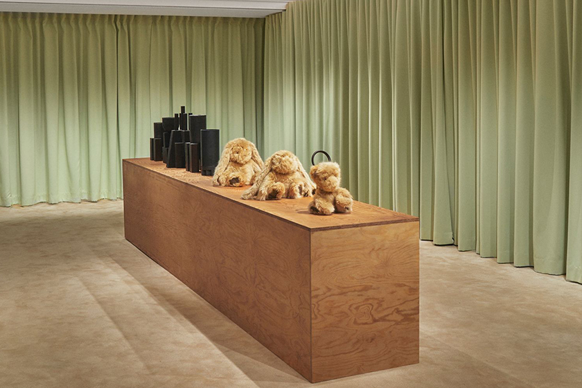 riccardo tisci burberry new interior design in London store