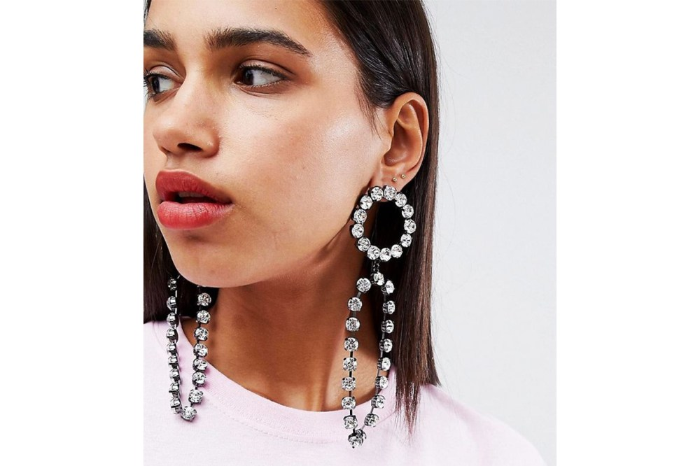 ASOS Design Statement Earrings