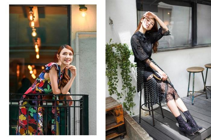倪晨曦化身「百變女王」,演繹 Alice + Olivia 最新秋冬季多重時尚風格
