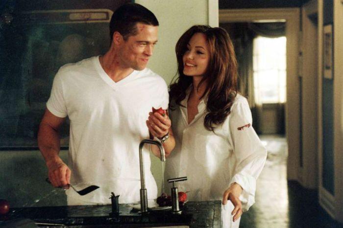 Brad Pitt 刪光了Angelina Jolie 所有照片:「我不想看到有關她的一切!」