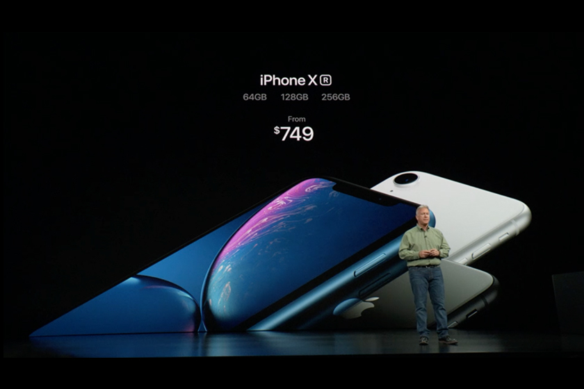 Apple Gather Round event iPhone Xr