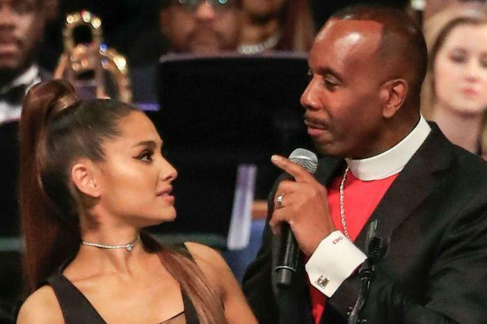 公然對 Ariana Grande 性騷擾?主教終於出面:「一切都是誤會!」