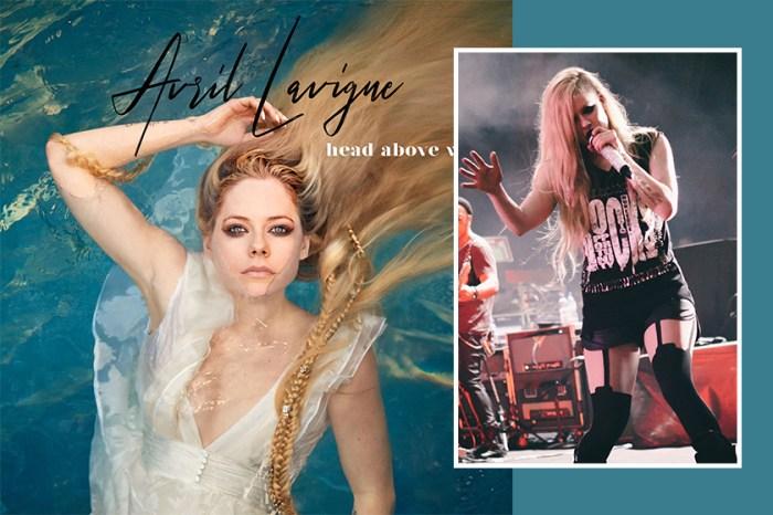 「我接受了自己將會死去…」Avril Lavigne 新曲講述死亡經歷,聽著讓人淚崩!