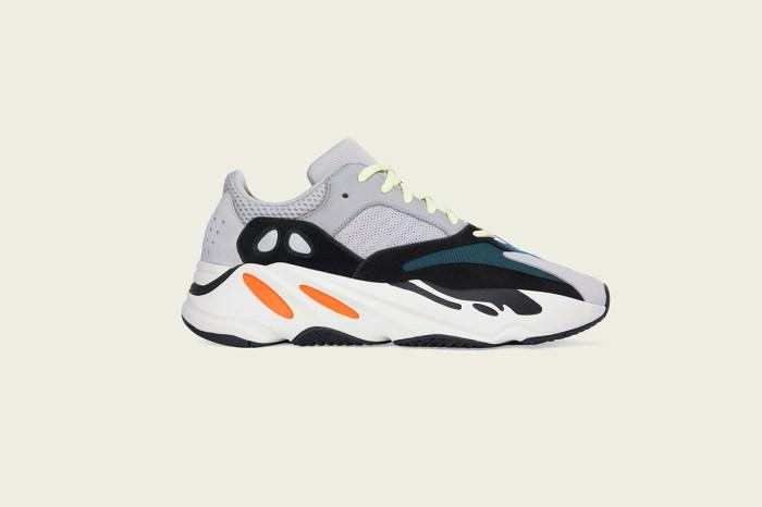 adidas Originals 與 Kanye West 推出最新的聯乘作 YEEZY Boost 700!