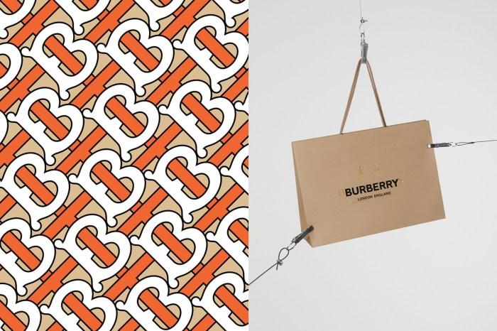 Burberry 推出 $4,000 元的 Logo Tee,不到 24 小時已要快閃售罄!