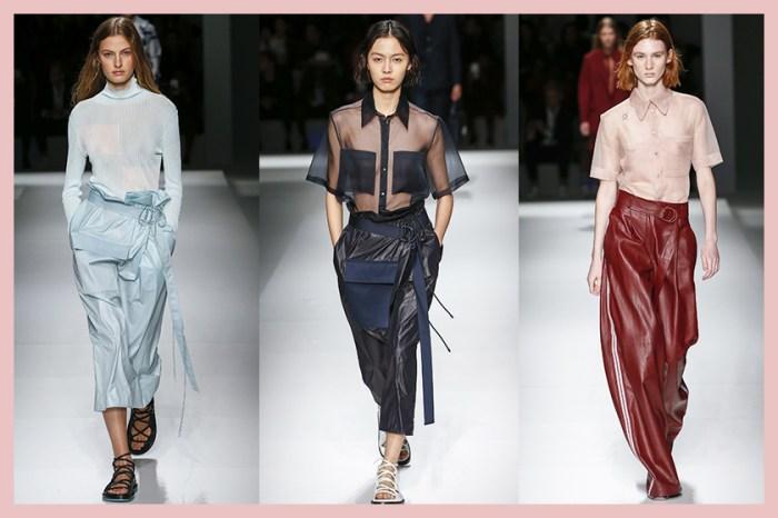 #NYFW:軟化傳統西裝,亦剛亦柔的 Hugo Boss 系列