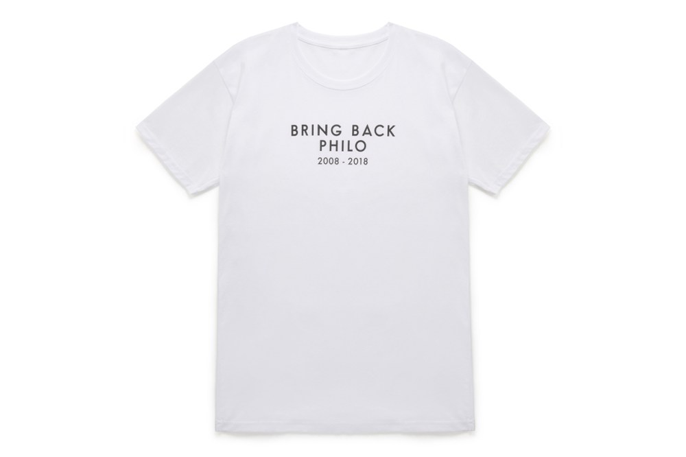 Bring Back Philo Tee