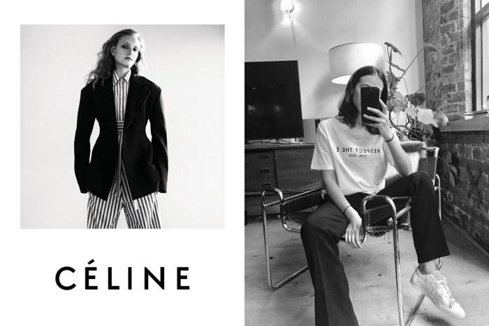 Bring Back Philo!她為 Céline 推出的兩件 T-shirt,有沒有說出你的心聲?