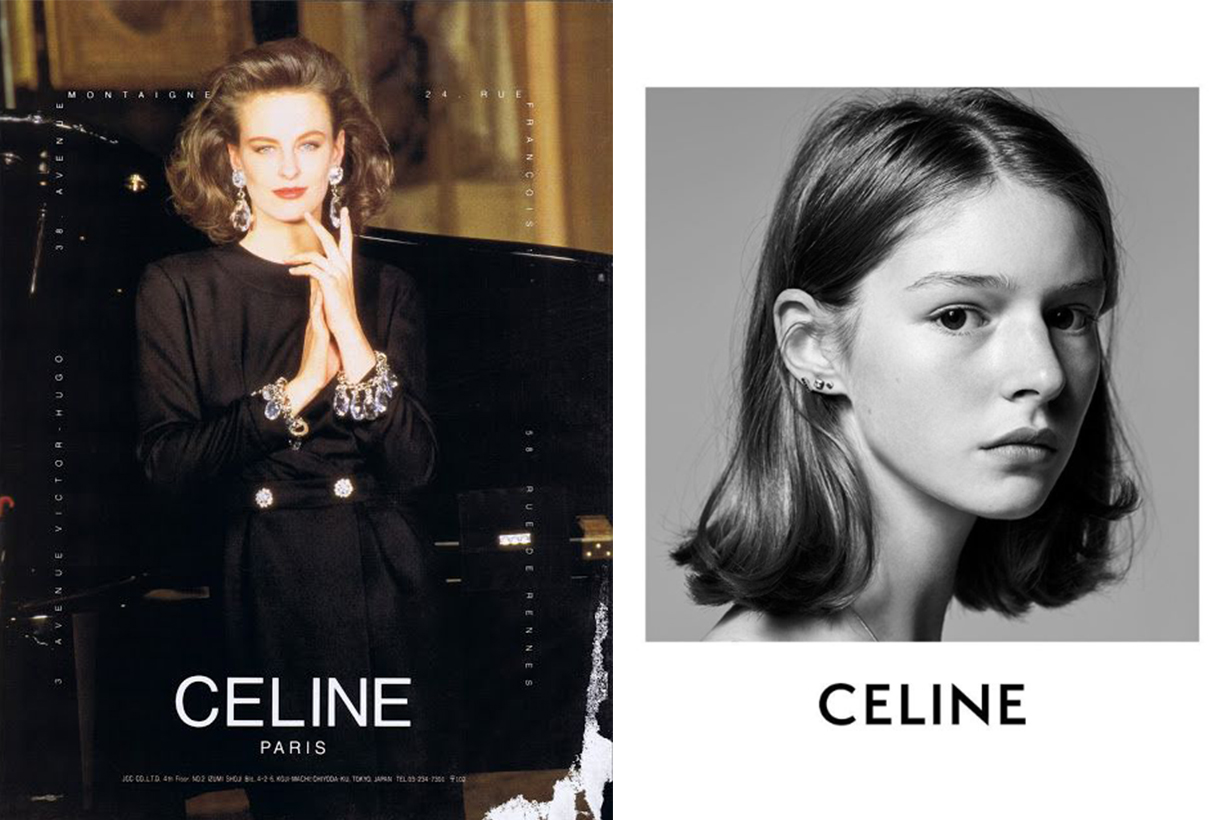 THE HISTORY OF CELINE