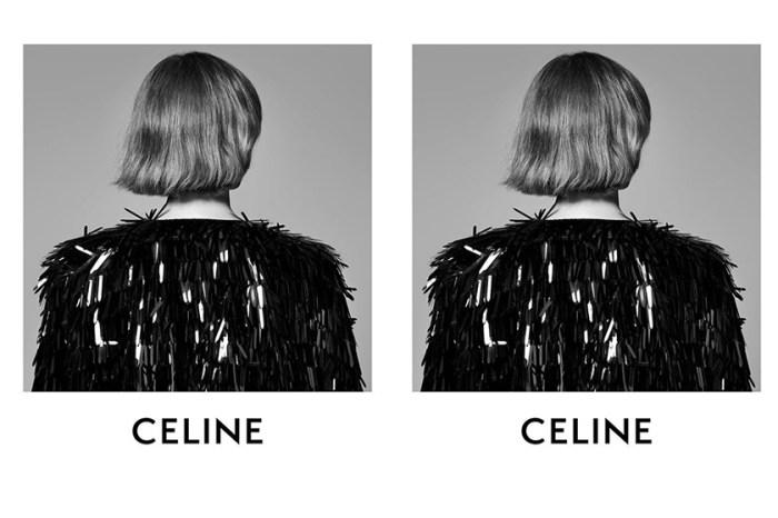 Hedi Slimane 上任後首個造型曝光!網民:是 Celine 還是 Saint Laurent?