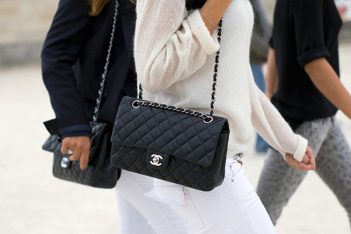 7 THINGS YOU DIDN'T KNOW ABOUT CHANEL FLAP BAGS