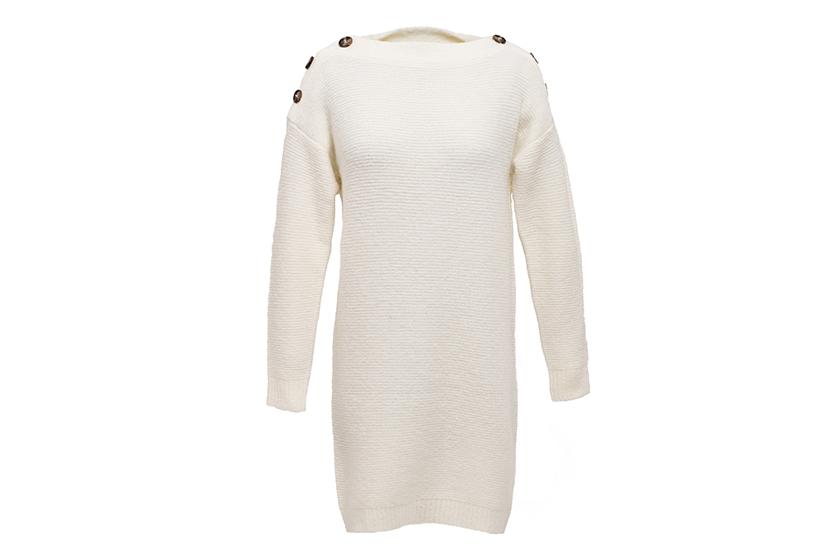 Chriselle Lim Sawyer sweater dress