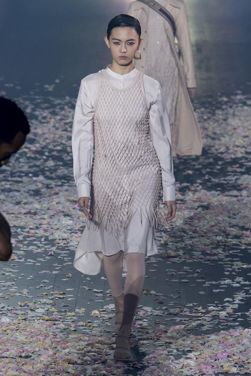 Paris fashion week dior spring 2019