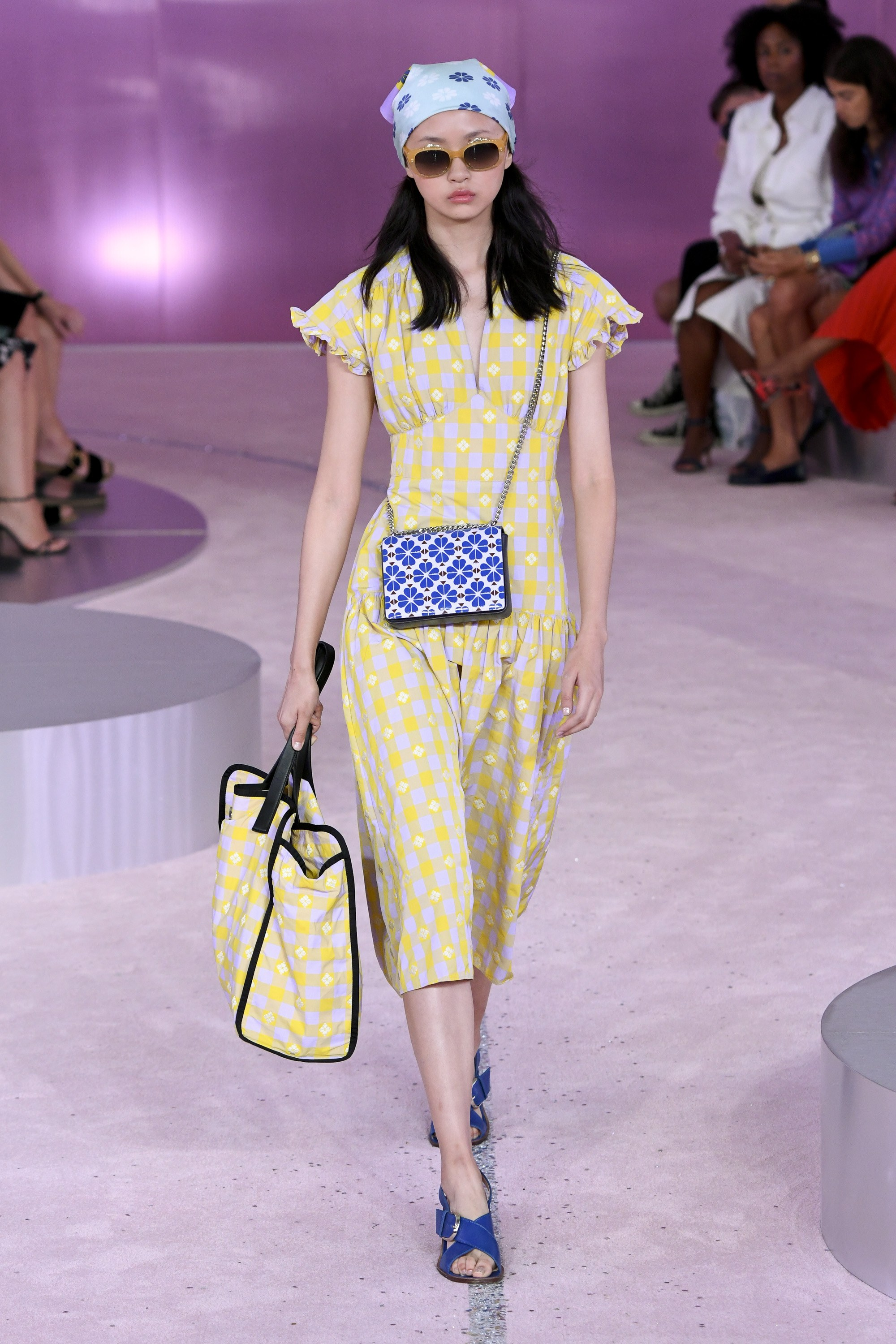 Kate Spade New York Fashion Week Spring 2019