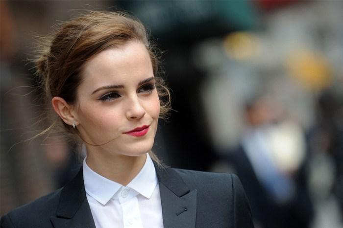 穿上《神奇女俠》戰衣,Emma Watson 美艷程度不輸 Gal Gadot!
