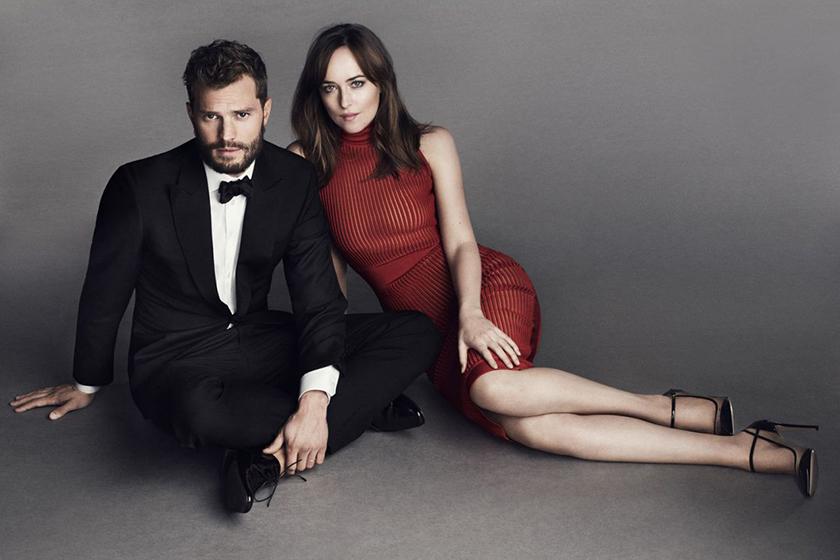 Fifty Shades Of Grey Jamie Dornan original cast Charlie Hunnam
