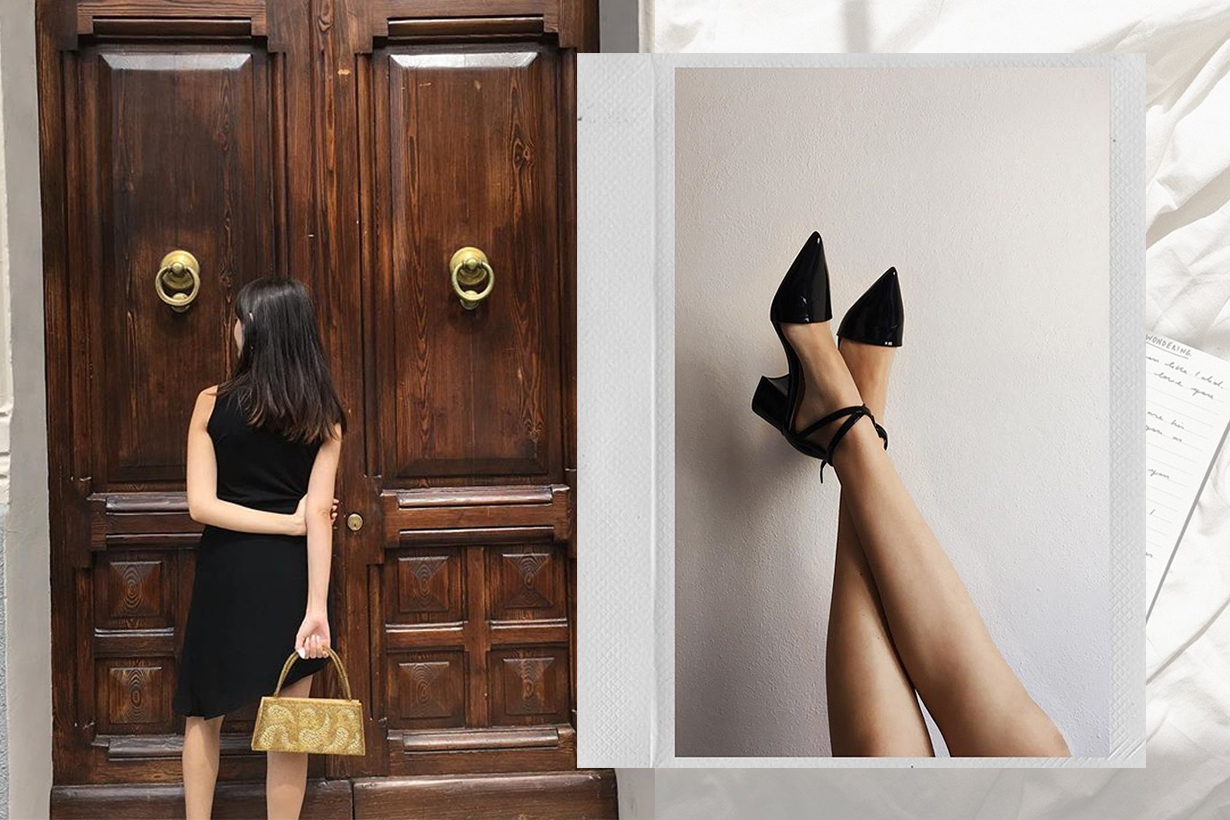 La Femme Beige Blogger Handbags