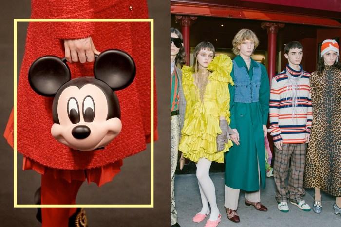 #PFW:Gucci 帶你重返 70 年代老俱樂部,充滿童趣的本季驚喜和 Disney 攜手!