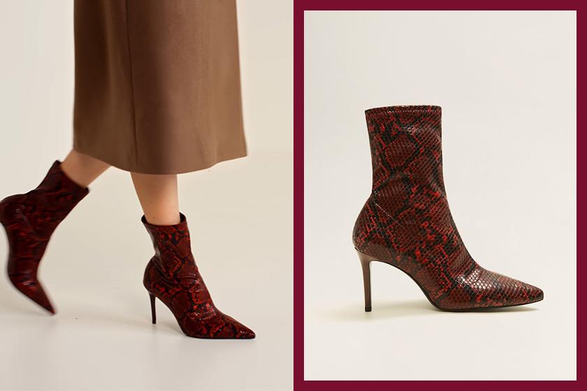 Gigi-hadid-mango-ankle-boots