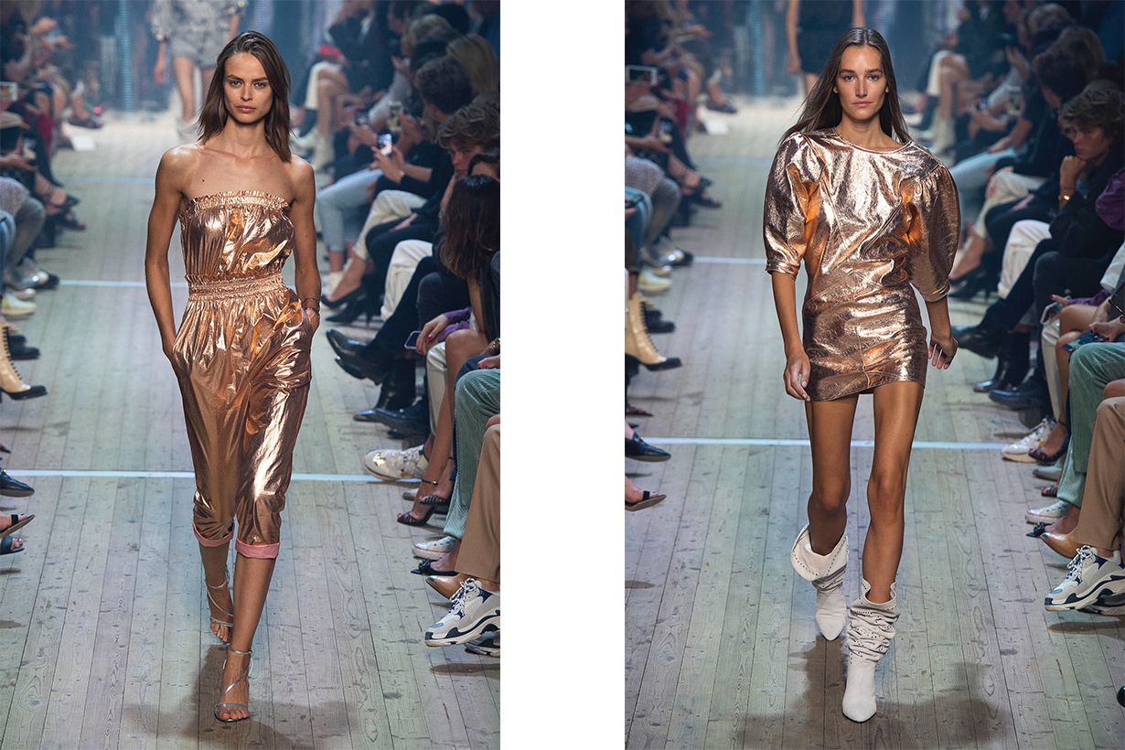 Paris Fashion Week Isabel Marant SS2019