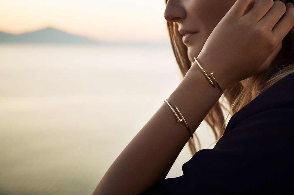 cartier juste un clou nail collection new jewerly secrets behind Aldo Cipullo