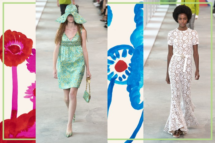 #NYFW:藝廊與海灘的完美結合!Michael Kors 的春裝才是最時髦的度假造型