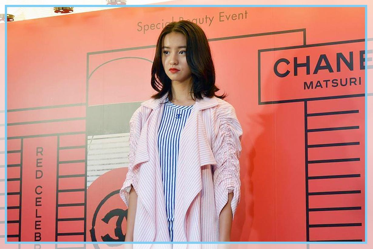 koki Mitsuki Kimura chanel beauty first press meeting