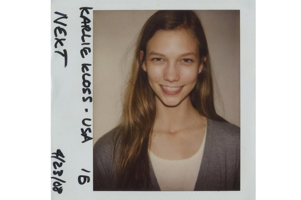 Karlie Kloss Teenage Model