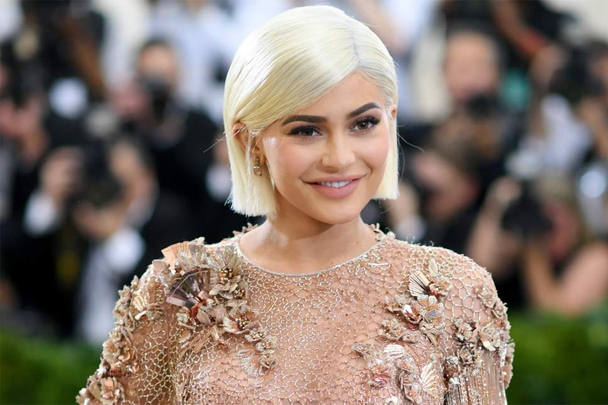 Kylie Jenner Tried Milk With Cereal For The First Time