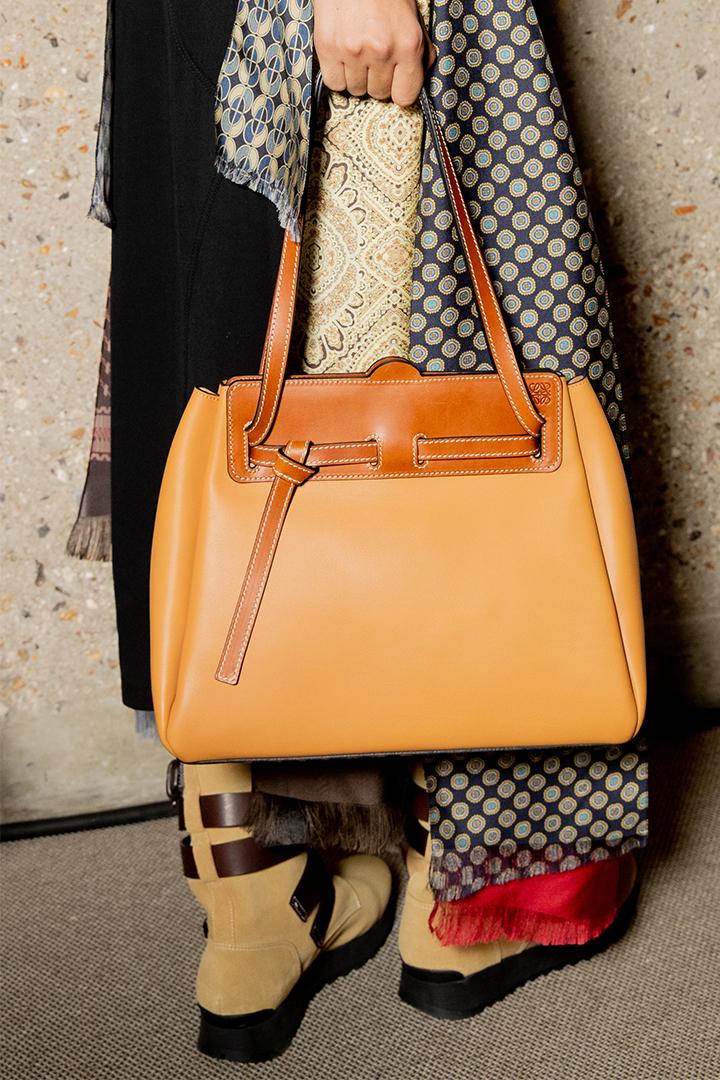 loewe handbags ss2019 PFW