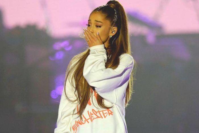 受不了 Mac Miller 粉絲的輿論攻擊?Ariana Grande 傳焦慮症發作送醫!