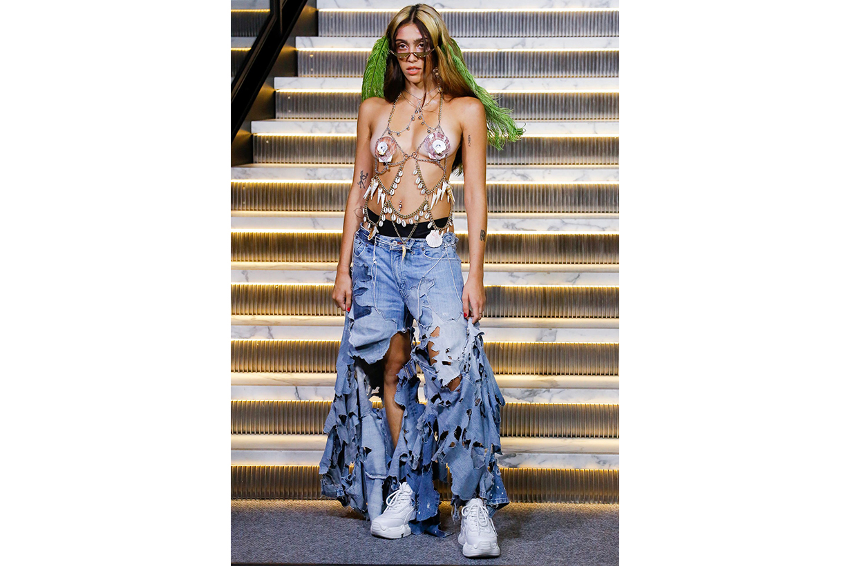 madonnas-daughter-lourdes-leon-gypsy-sport-fashion-week