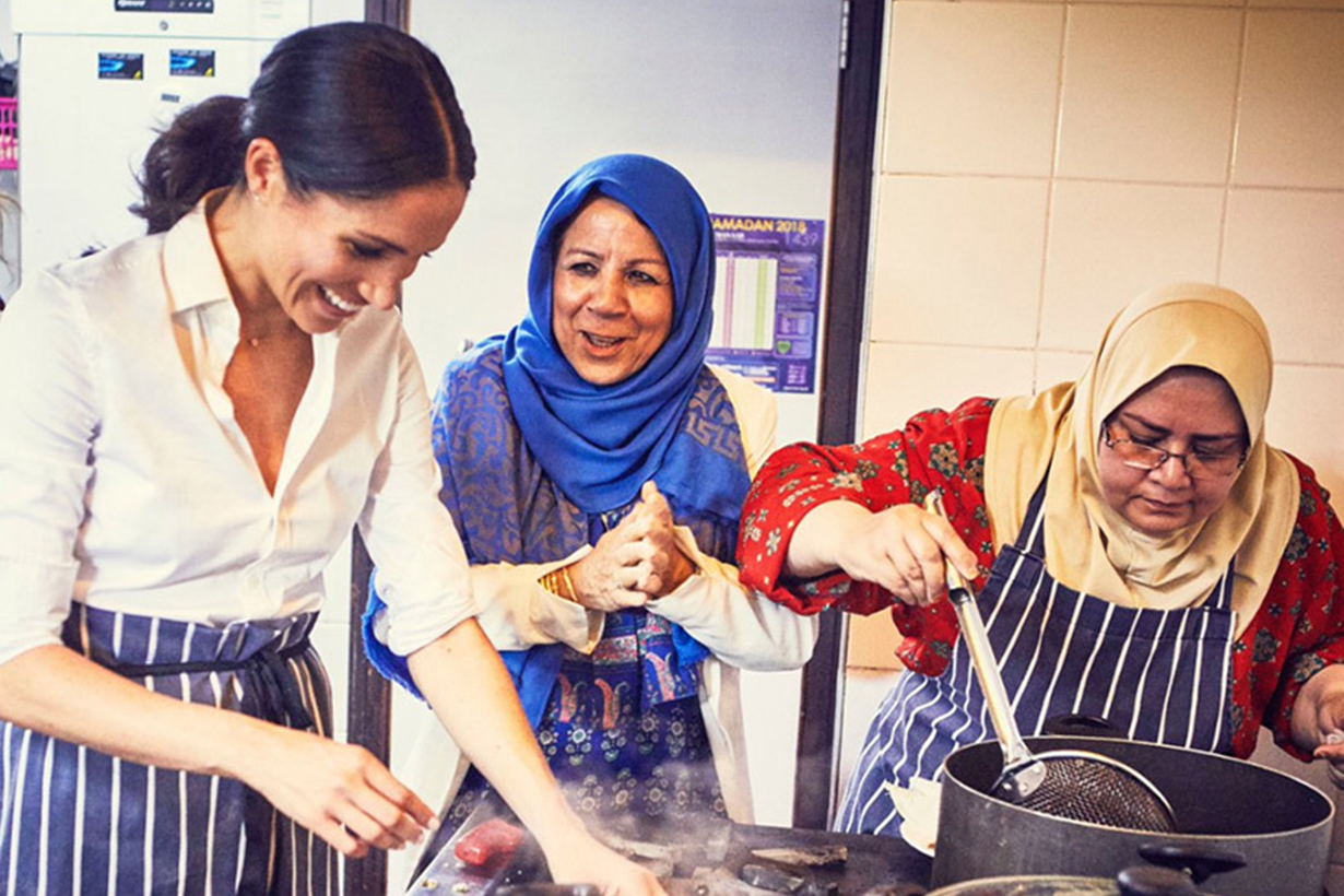 Meghan Markle's new charity cookbook