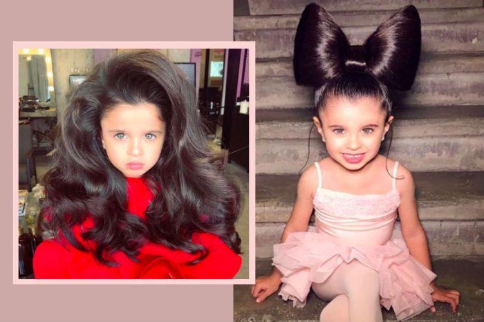 史上最小網紅!她才五歲就擁有上萬粉絲,甚至登上《Vogue》雜誌!