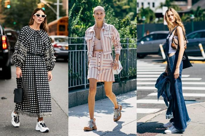 #NYFW: 20+ 波鞋穿搭靈感,被受街拍達人熱捧的波鞋造型都在這裡!