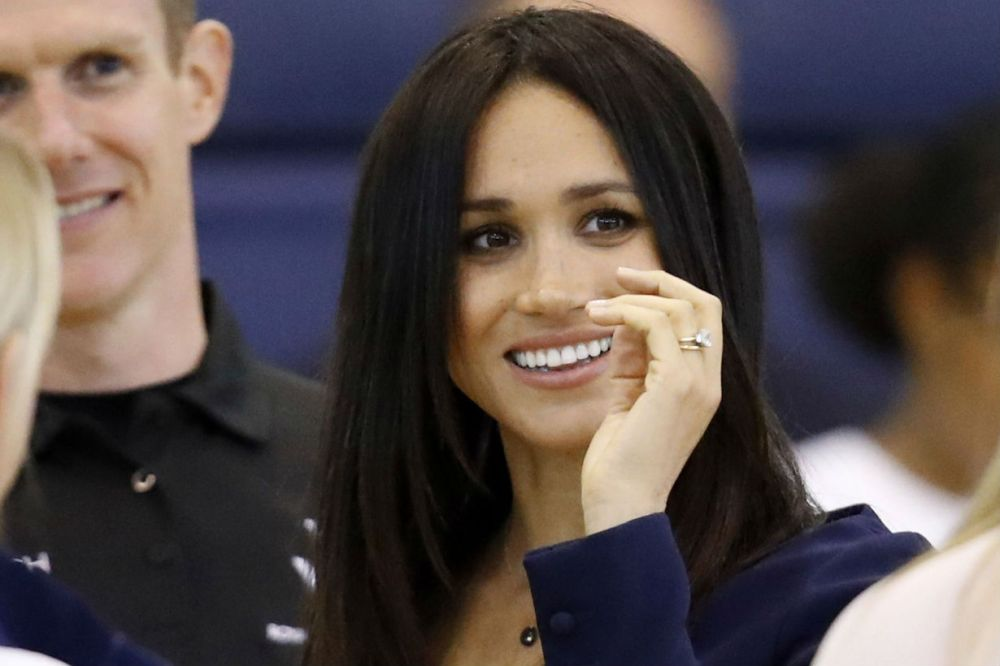 Meghan Markle Just Ditched Her Signature Curls