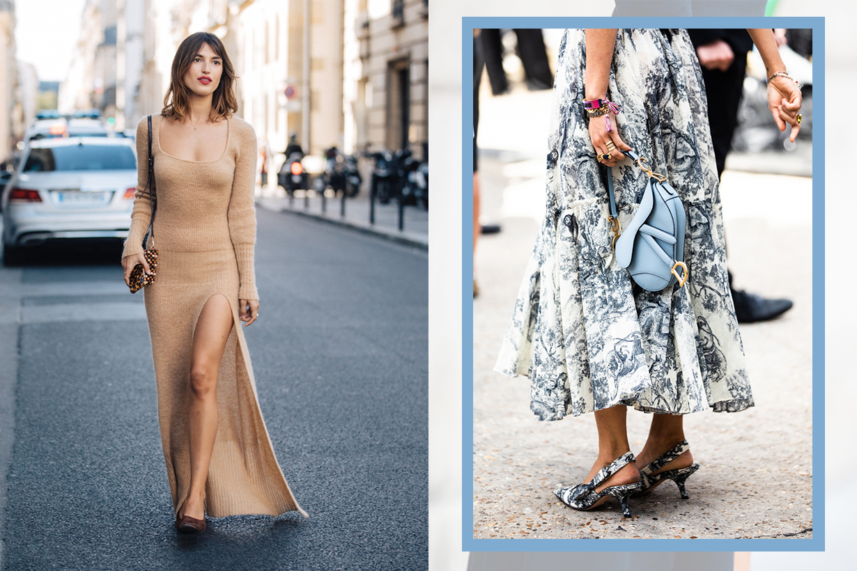 #PFW 法式風格課:要時髦有品味地走在巴黎,她們從衣櫥翻出 5 件單品!