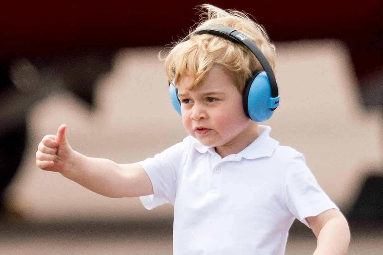 Prince George has a new obsession