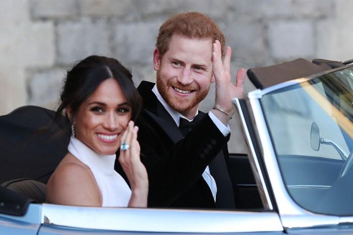 絕對是最幸運乘客!下次到英國搭火車,說不定哈里王子夫婦就坐在身旁