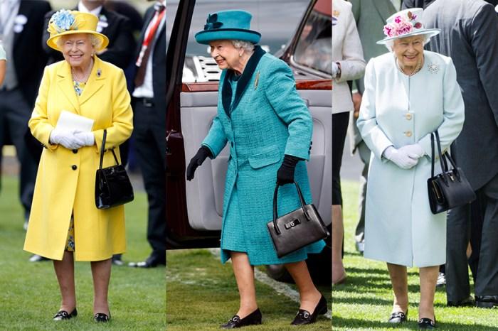 為何英女皇總愛挽手袋?原來是為了向員工傳達秘密訊息!
